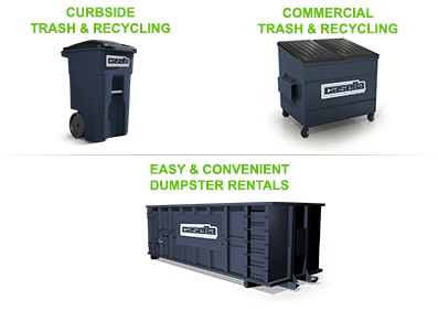 Casella Dumpster Rentals , when you want it, where you need it, removed when you say so